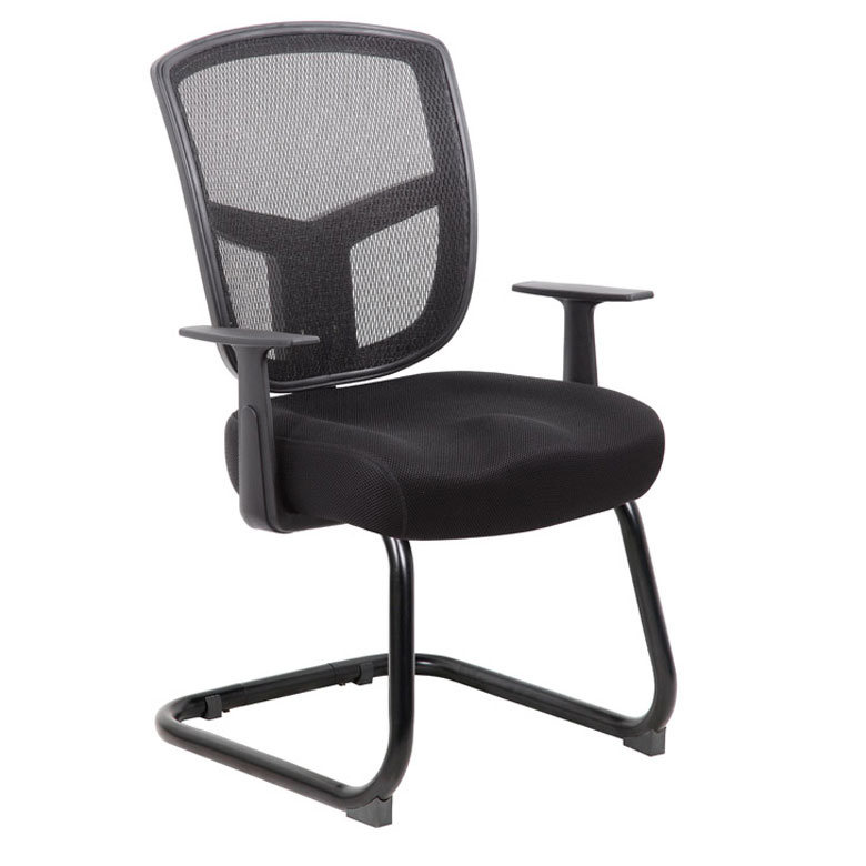Boss Contract Mesh Guest Chair