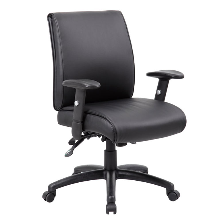 Boss Multi Function Mid Back Executive Chair Bosschair