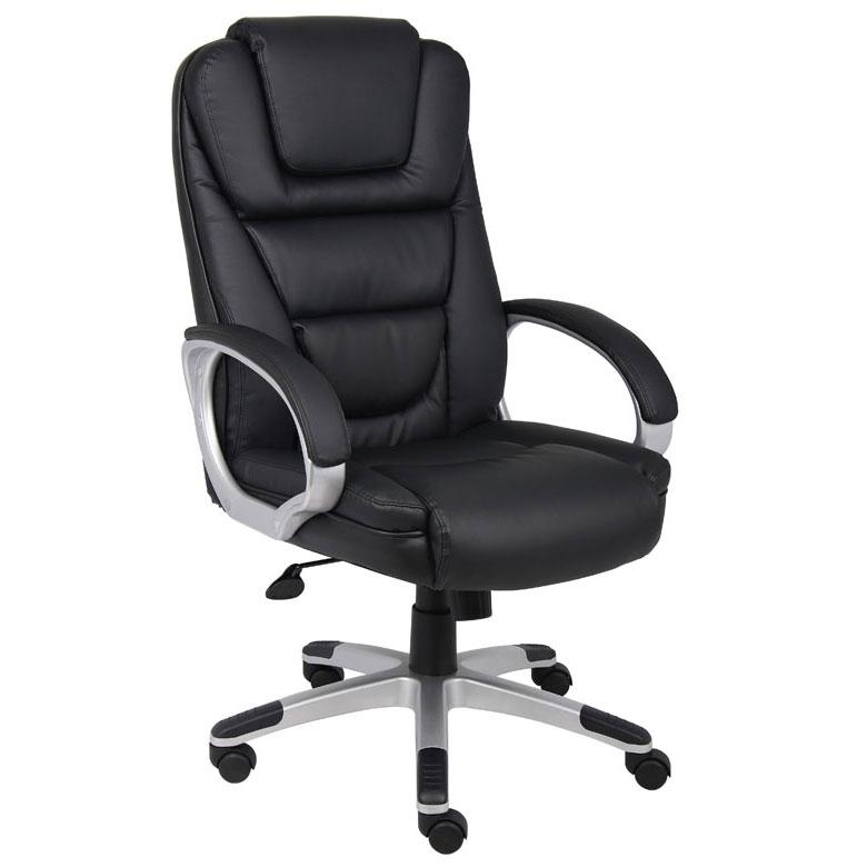 Boss Ntr Executive Leatherplus Chair Bosschair