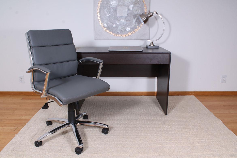 Boss Caressoftplus Executive Mid Back Chair Bosschair