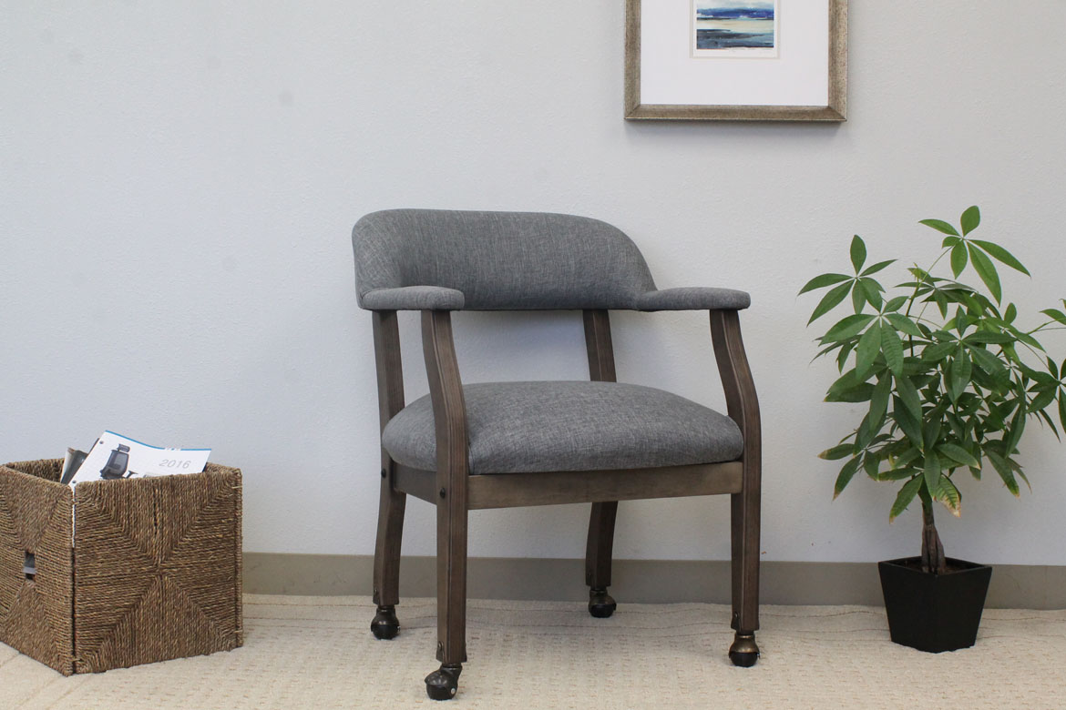 Workpro Commercial Mesh Back Executive Chair Assembly