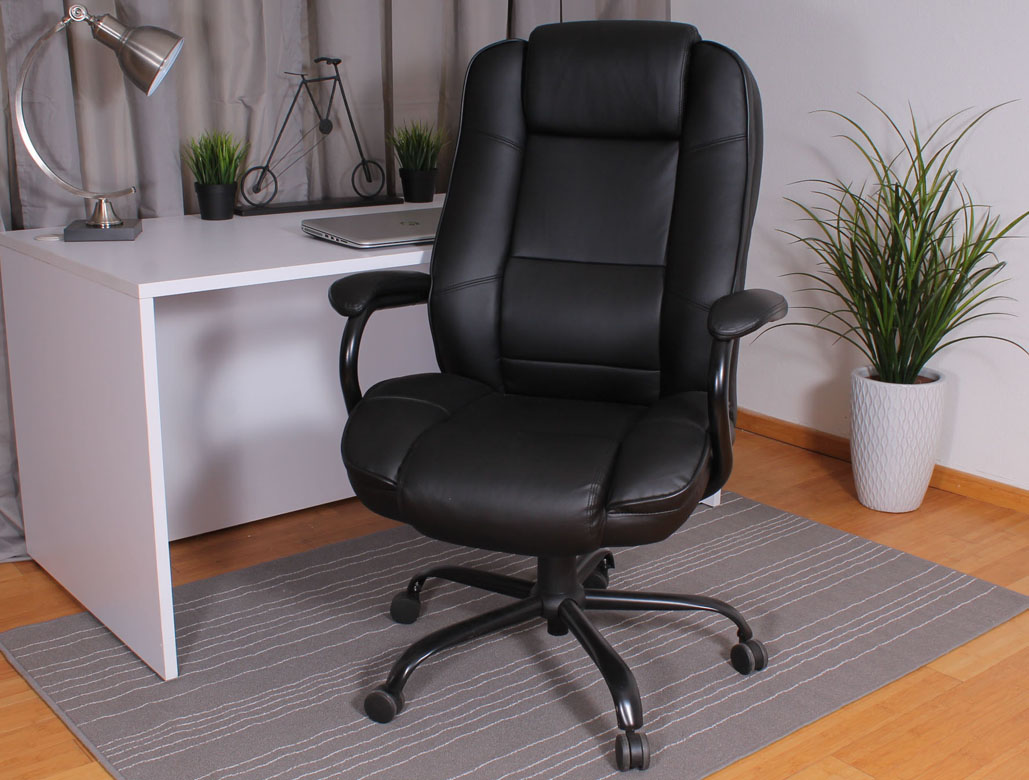 Boss Heavy Duty Executive Chair Bosschair