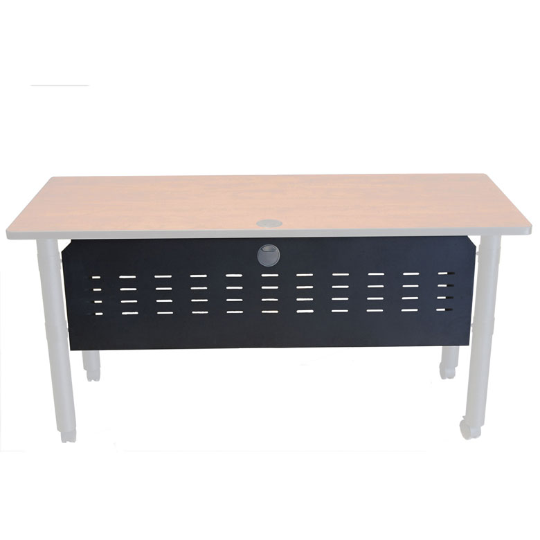 Boss Training Table Modesty Panel Fits 60 Table Bosschair