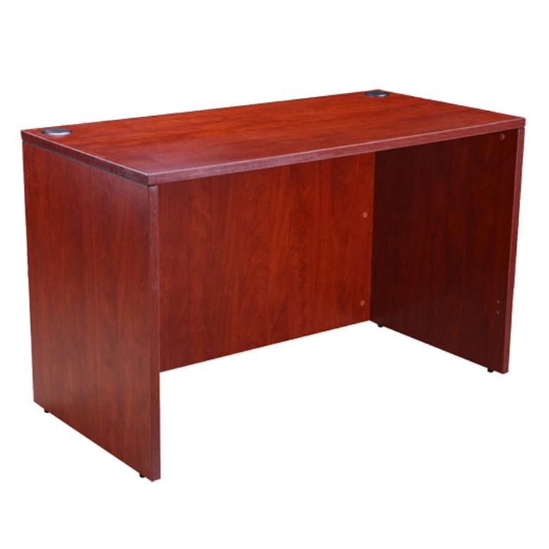 Boss Desk Shell 48x24 Cherry Bosschair