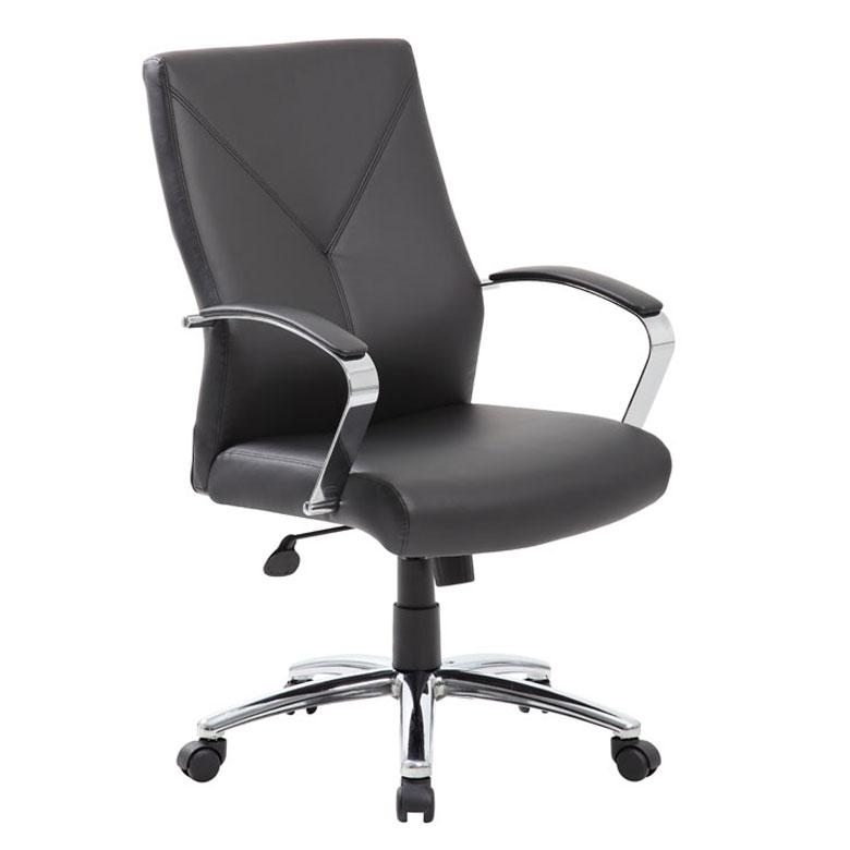 Boss Leatherplus Executive Chair Bosschair