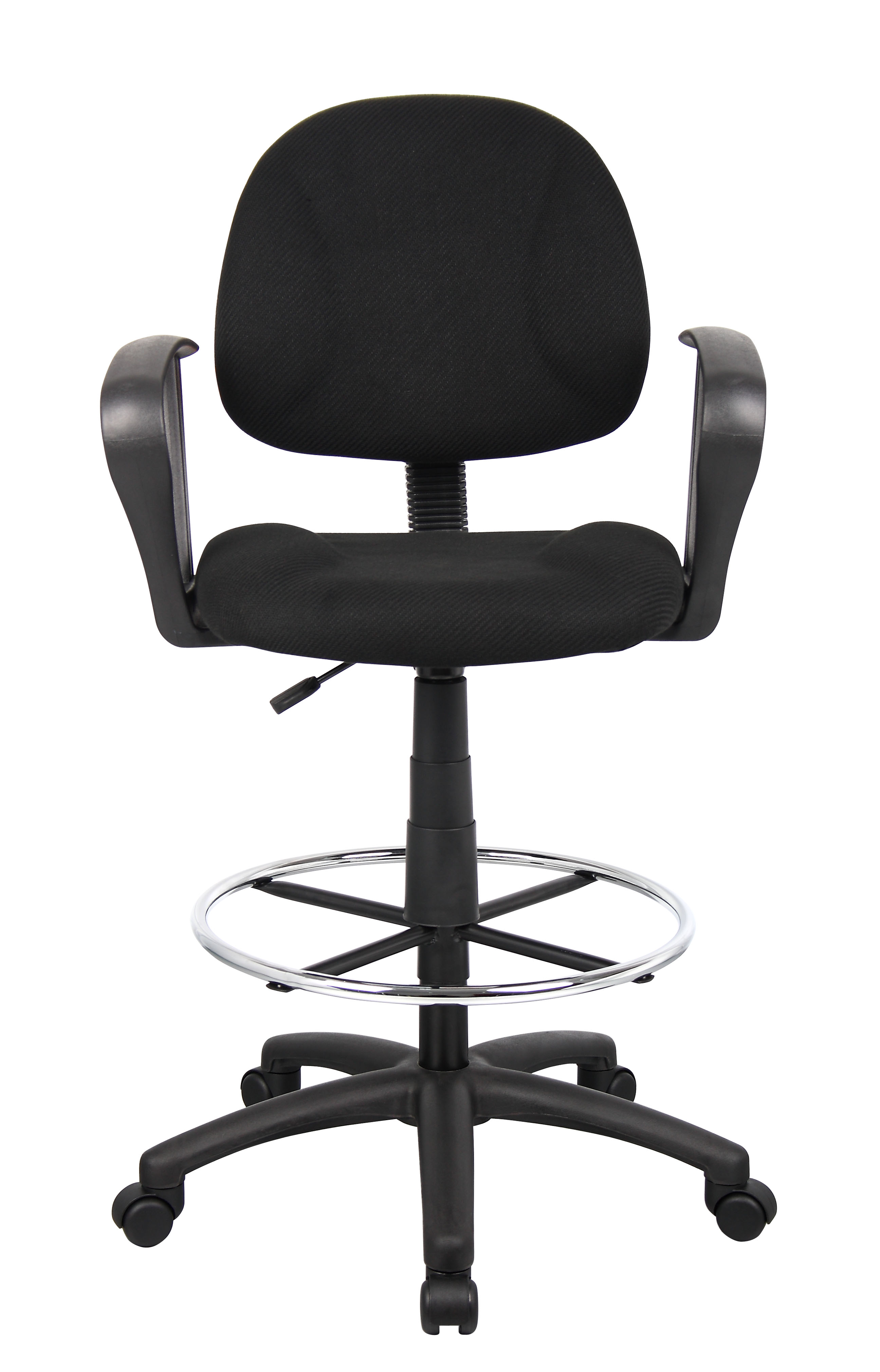 Boss Ergonomic Works Adustable Drafting Chair With Loop