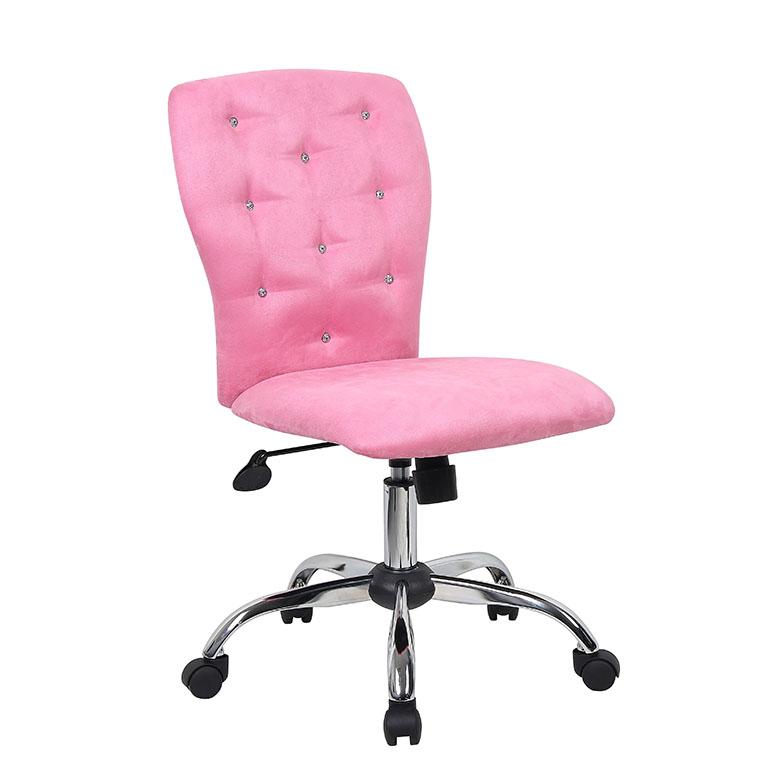 Boss Modern Office Chair Pink