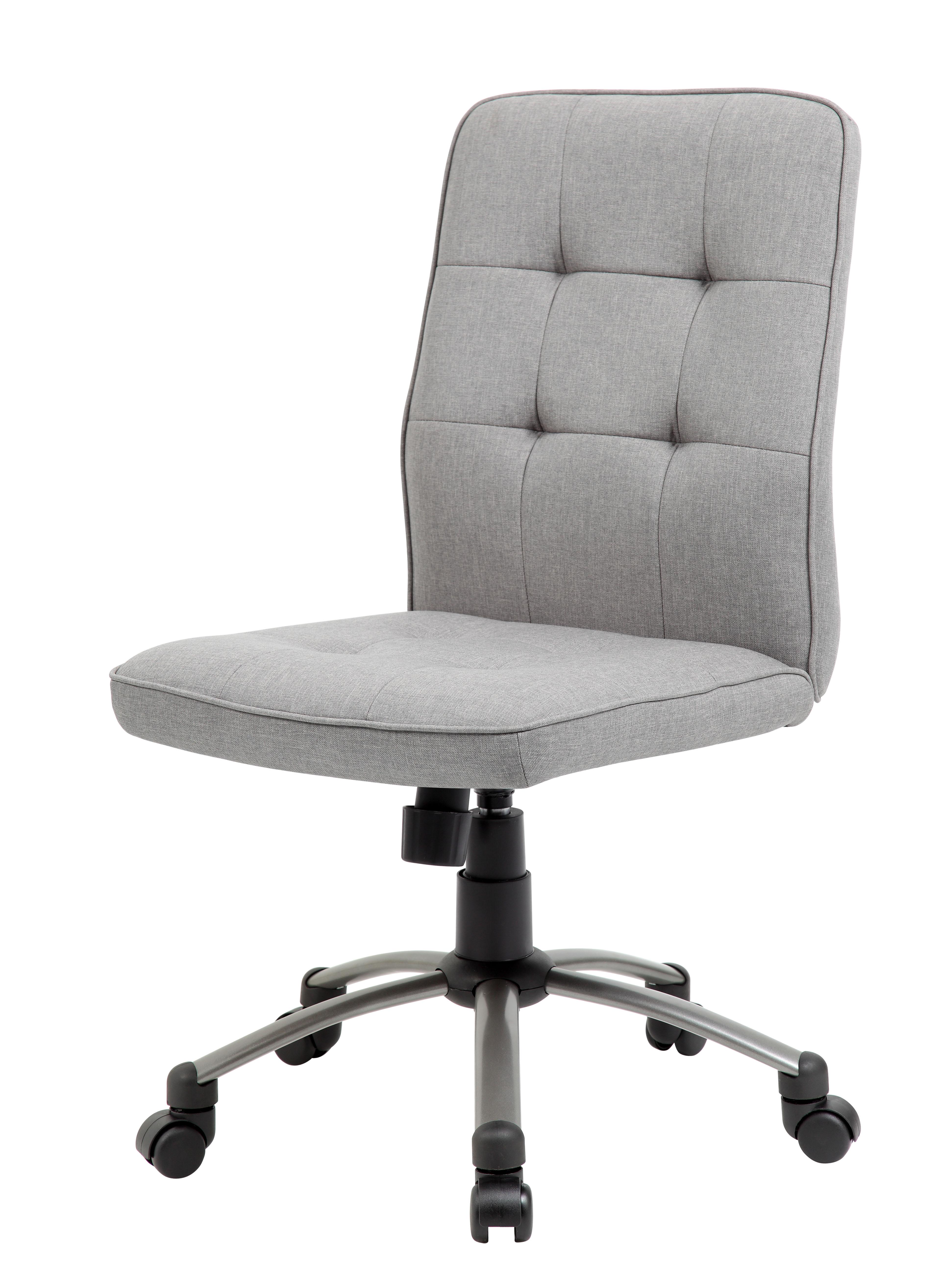 Modern Office Chair Taupe Bosschair