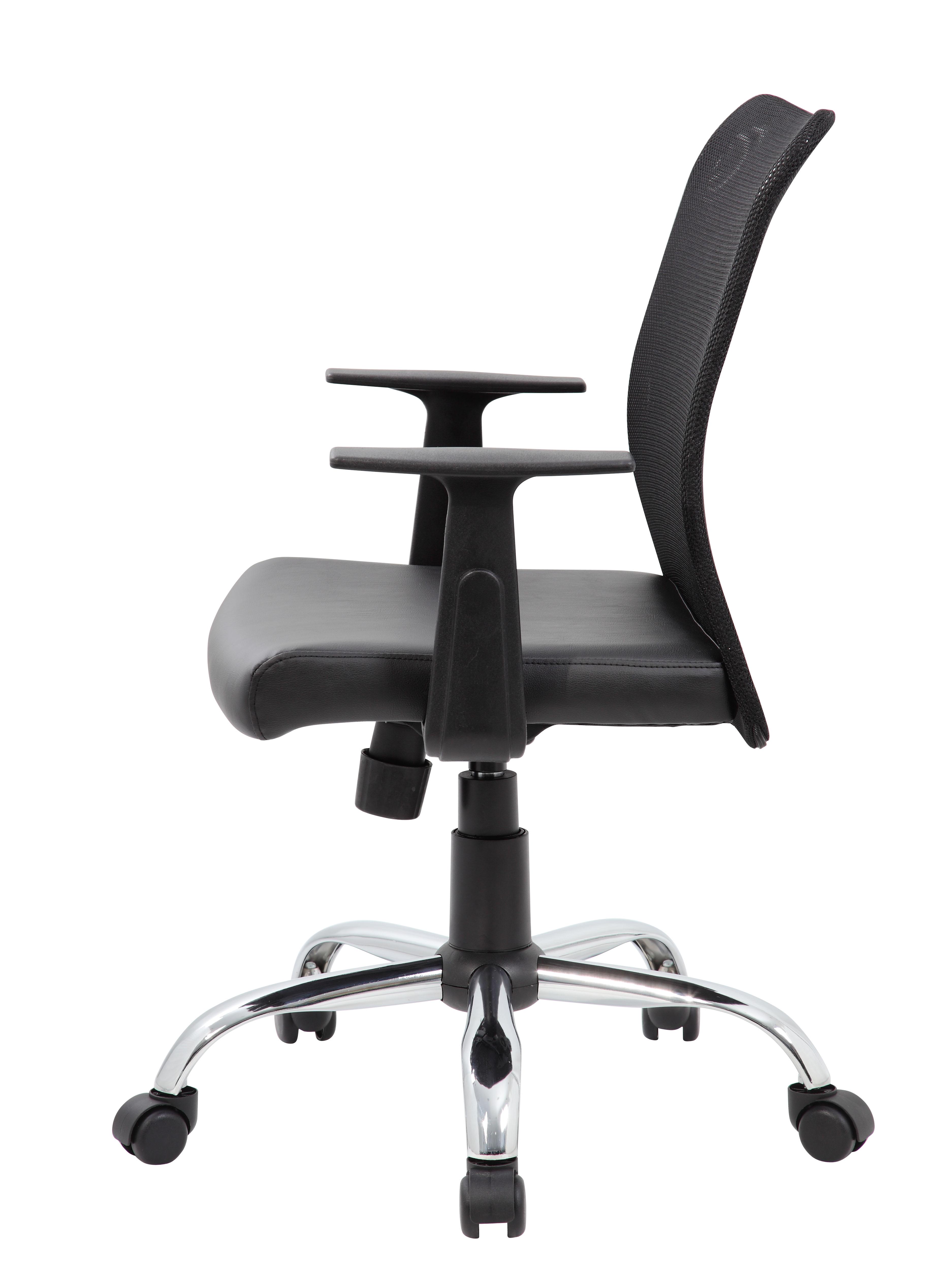Boss Budget Mesh Task Chair W T Arms Bosschair