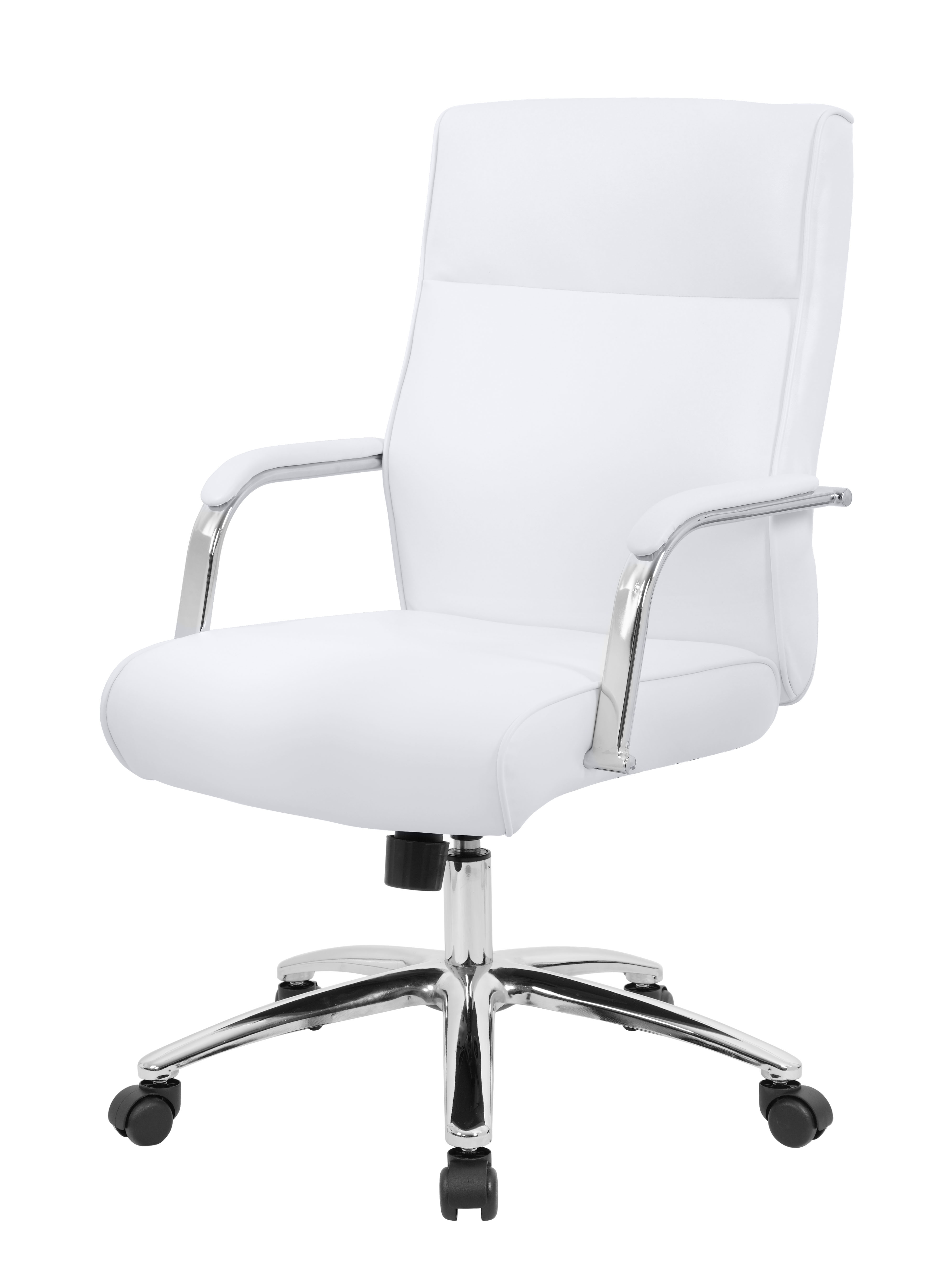 Astonishing Boss Modern Executive Conference Chair White Andrewgaddart Wooden Chair Designs For Living Room Andrewgaddartcom