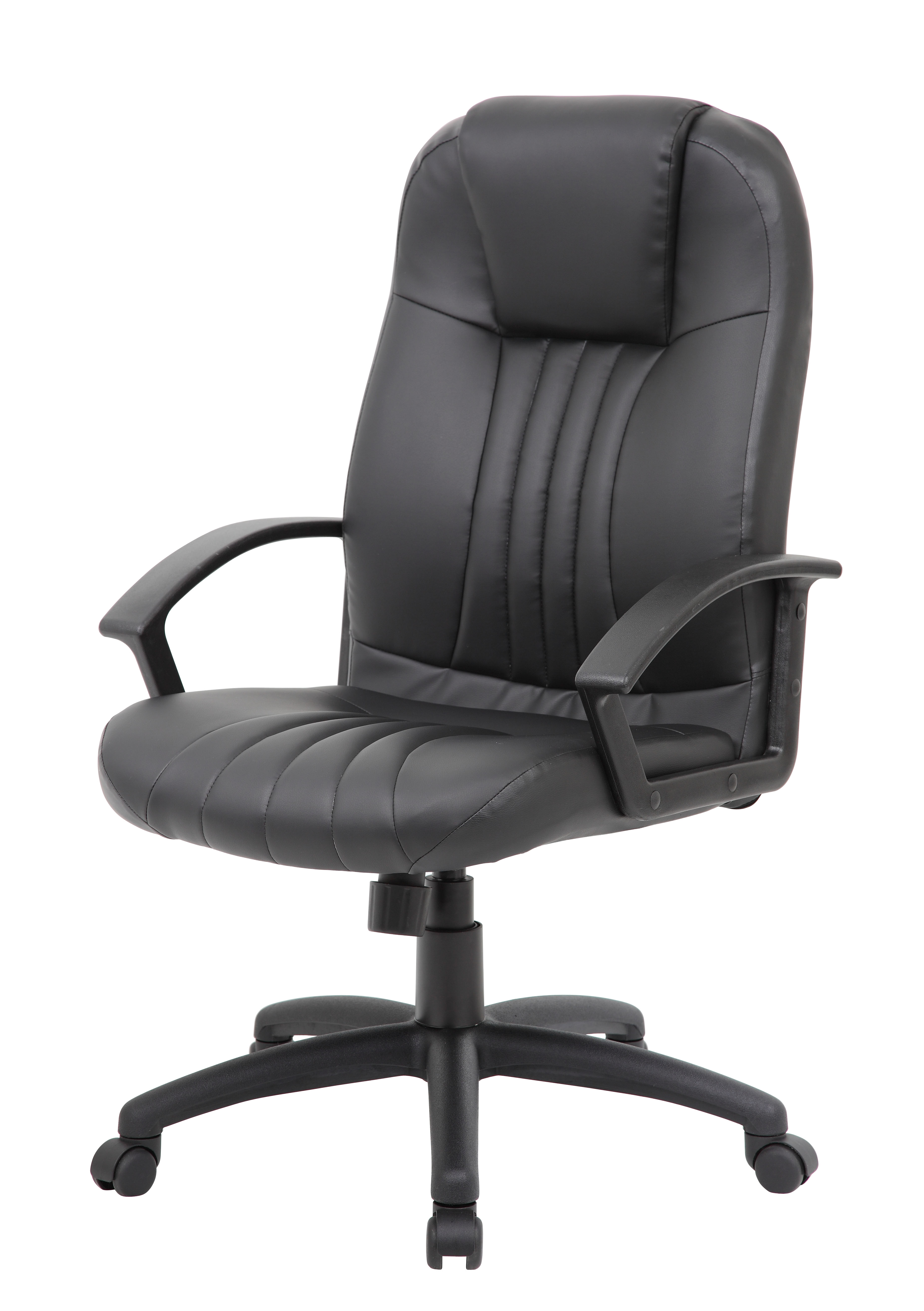 Boss High Back Leather Plus Chair Bosschair