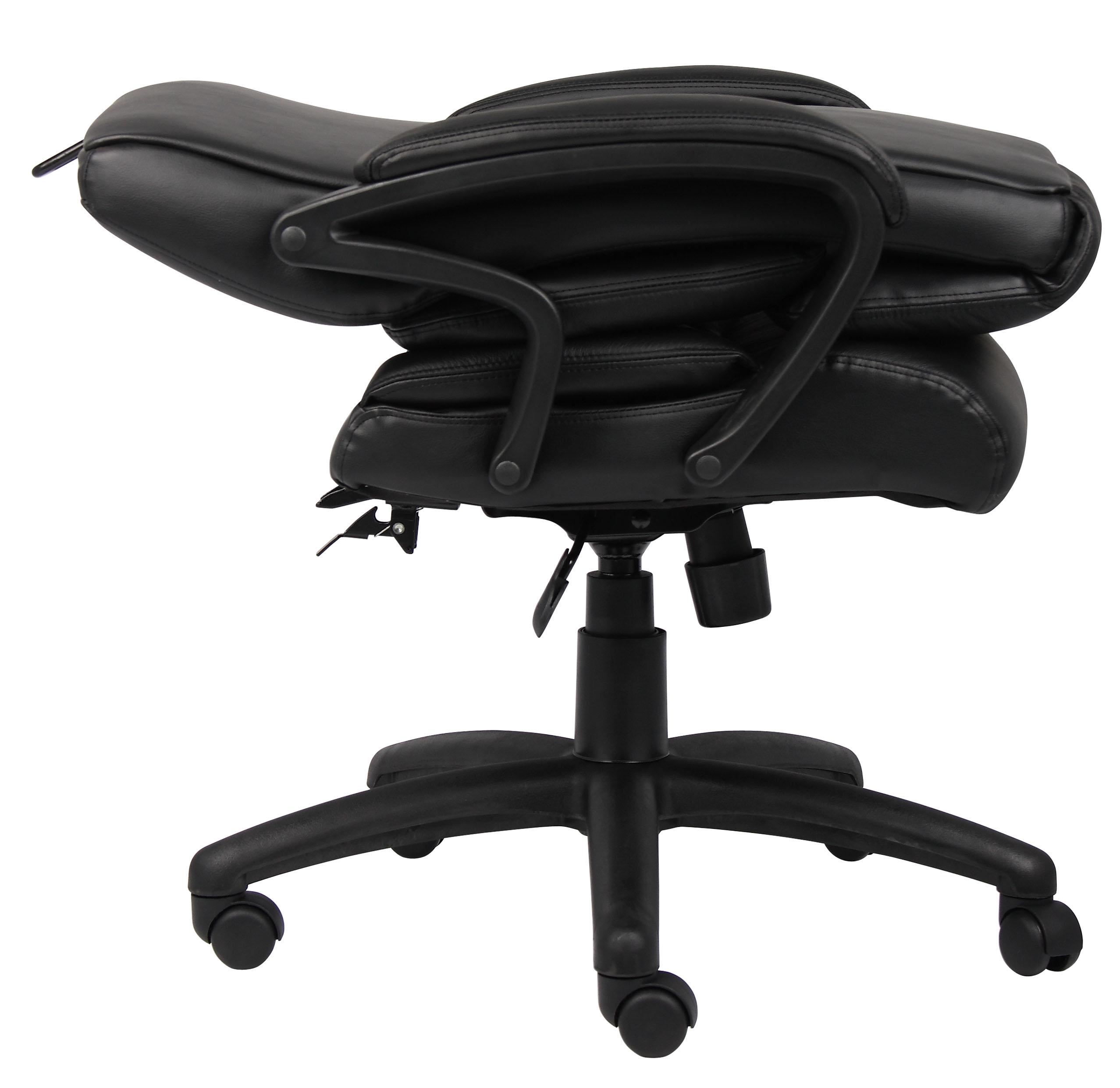 Boss Ntr Executive Top Grain Leather Chair Bosschair