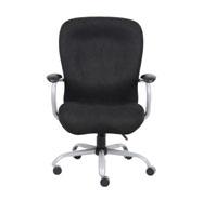 Boss Heavy Duty Microfiber Chair 400 Lbs Bosschair
