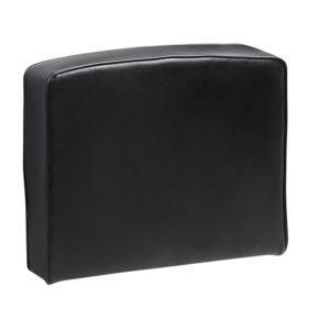 Boss Black Sectional Sofa Right Arm Bosschair