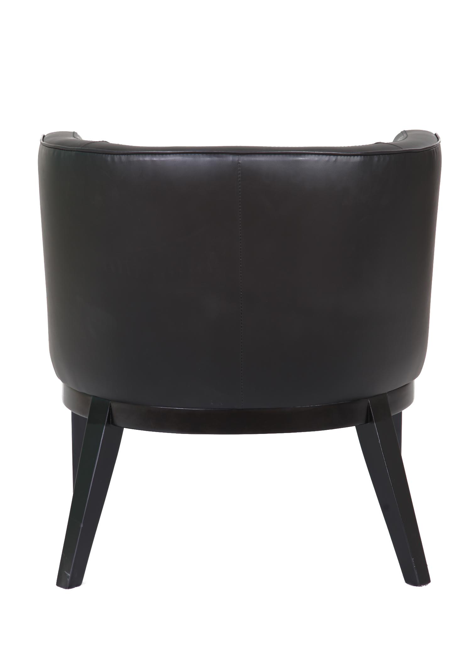 Boss Ava Accent Chair Black Bosschair