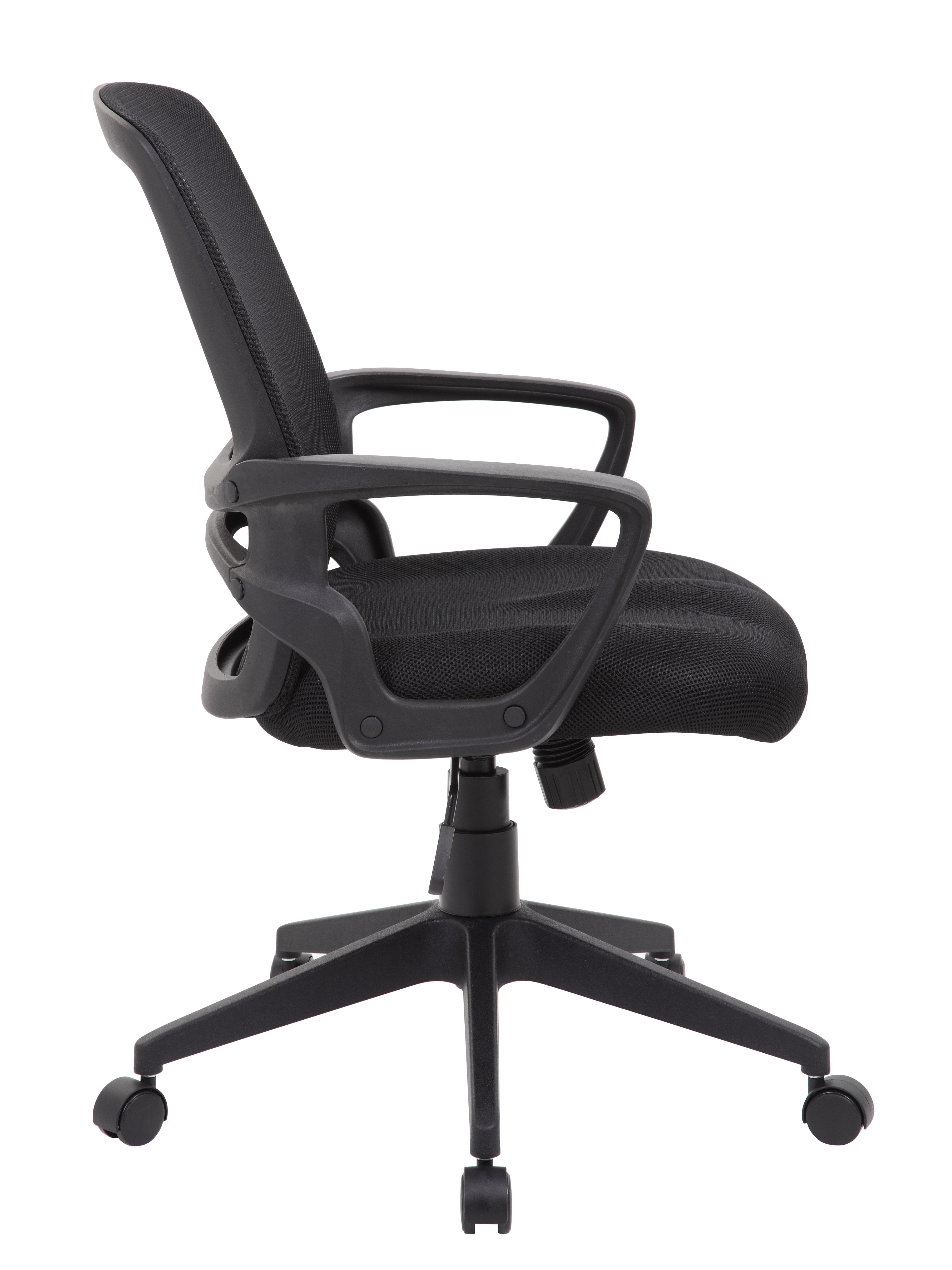 Boss Mesh Task Chair Black – BossChair