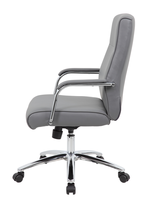 Boss Modern Executive Conference Chair Grey Bosschair