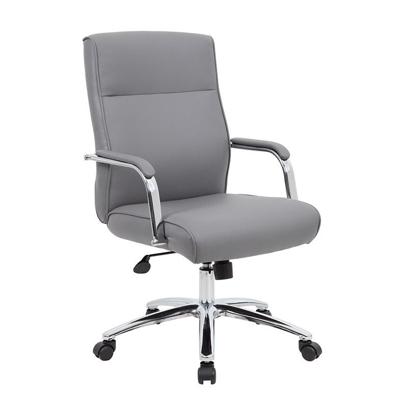 Boss Modern Executive Conference ChairGrey BossChair