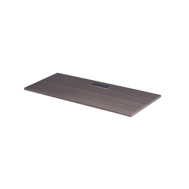 Boss Simple System Desk Top 60 X 24 Driftwood