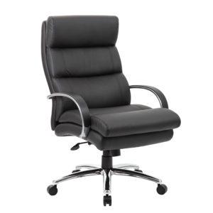 Boss Heavy Duty Plush Padded Executive Chair