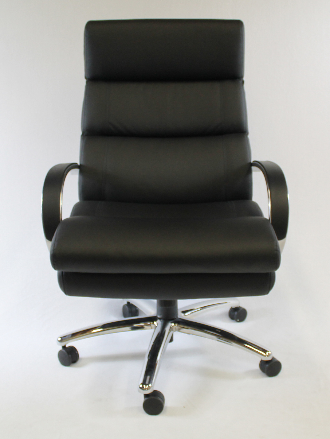 Boss Heavy Duty Plush Padded Executive Chair Bosschair