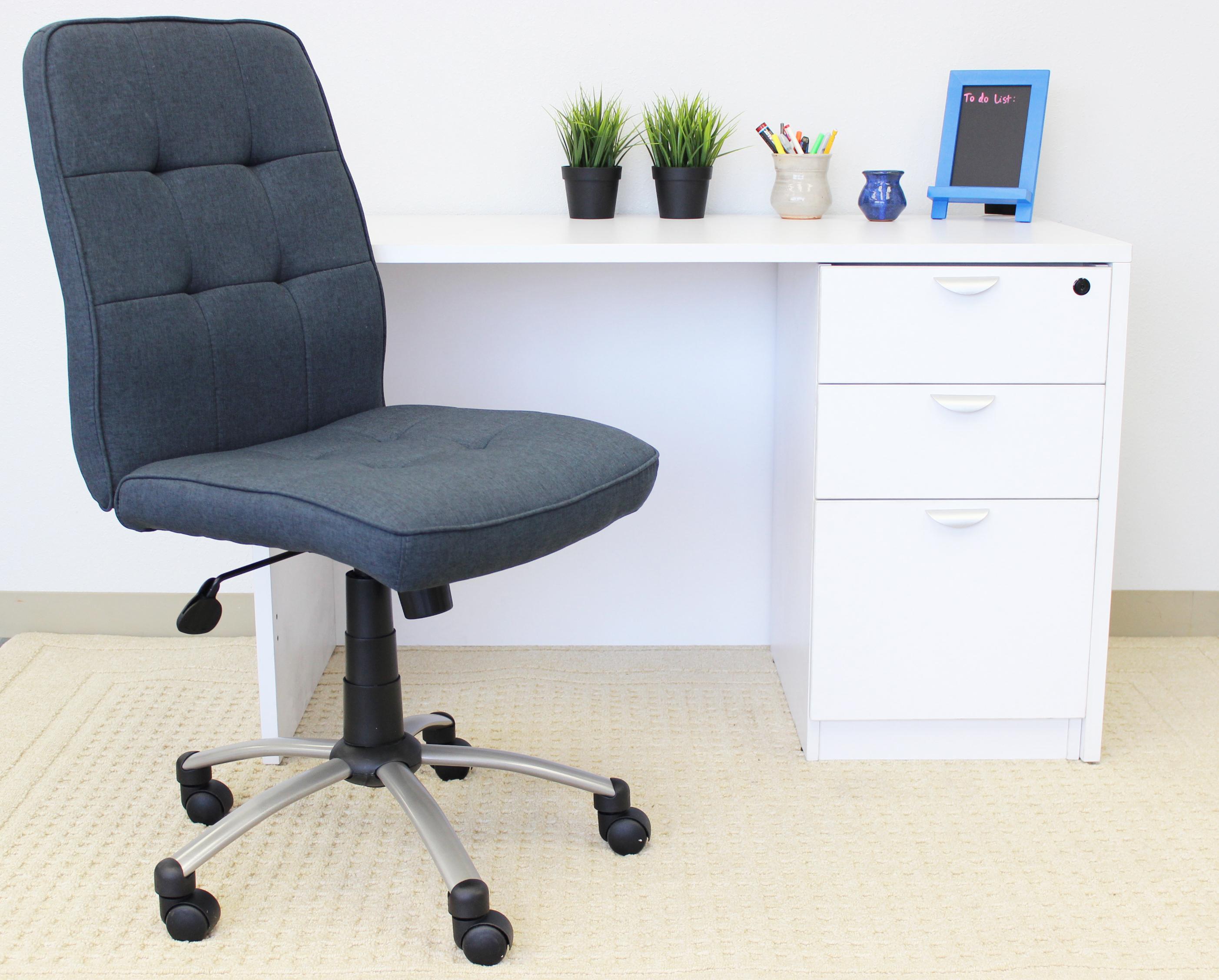uk availability e6163 1a68f Modern Office Chair-Blue